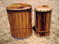 White Raven Drums